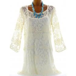 Lace Dress UK Sizes 8-14-ESMERALDA- CharlesElie94