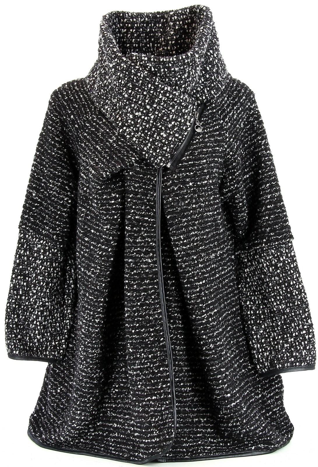 Manteau laine bouillie femme occasion