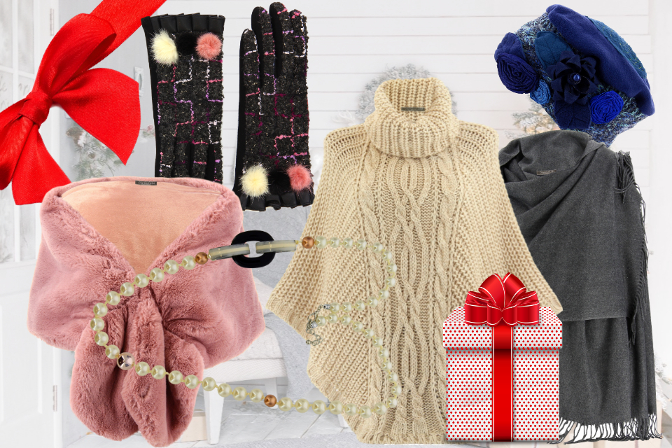 2852d20a8b1c Idée cadeau noel - Accessoire mode femme - Hiver   CharlesElie94
