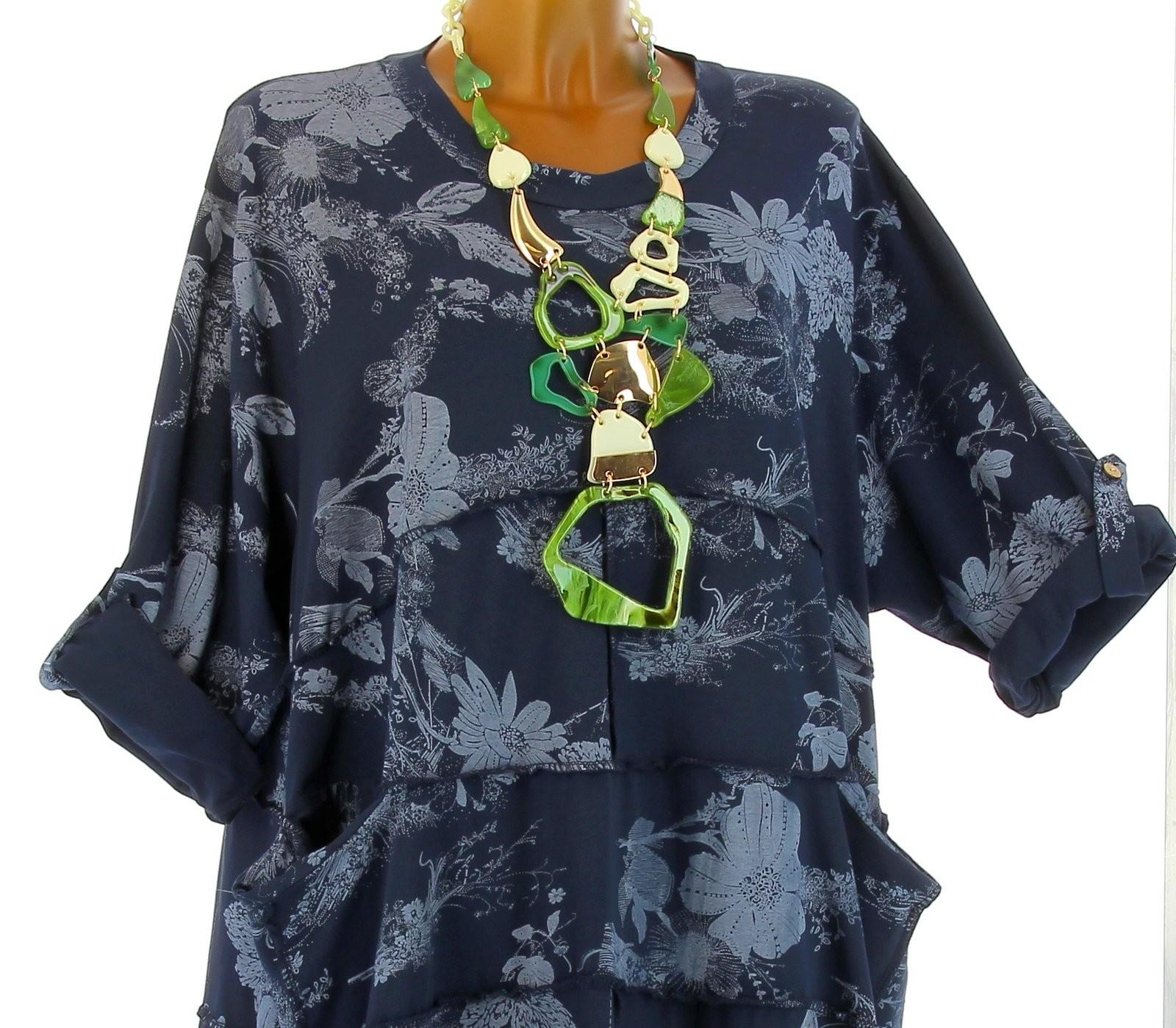 robe t boh me coton grande taille bleu marine patchwork bleu ebay. Black Bedroom Furniture Sets. Home Design Ideas